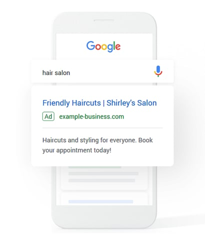 Creating Ads Campaigns through Google